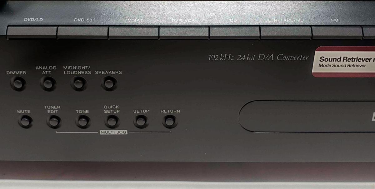 d receiver