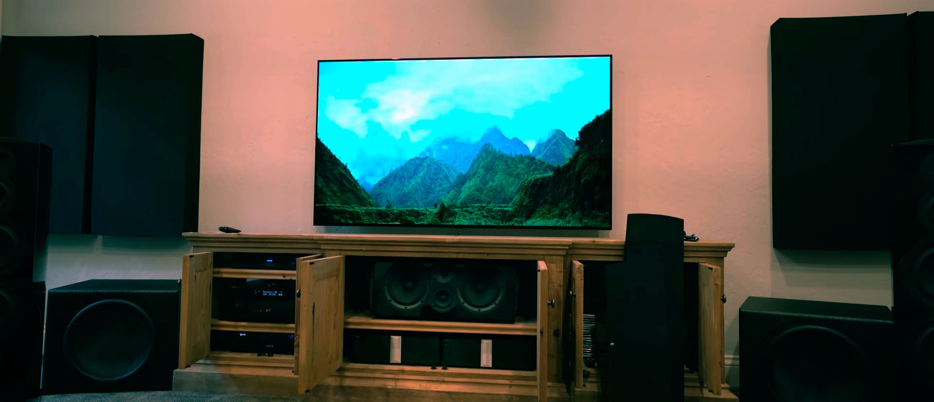 receivers and TV picture quality